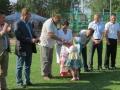 Открытие стадиона «Юность»