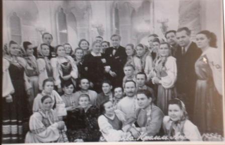 Большесосновский народный хор