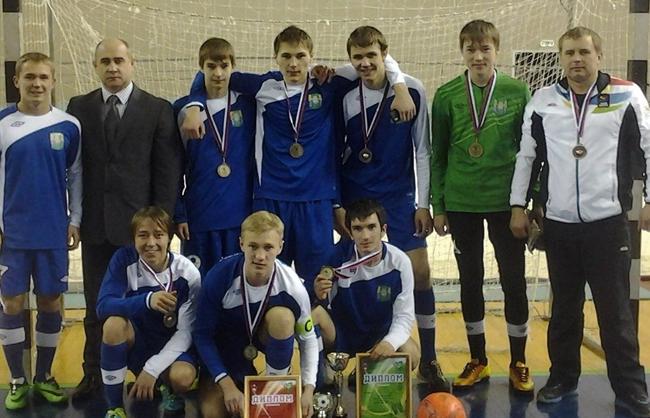 Бронзовые призеры Пермского края