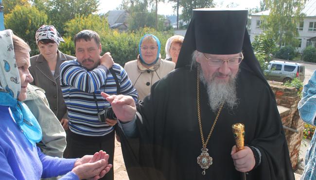 Никон, Епископа Добрянского, викария Пермской епархии