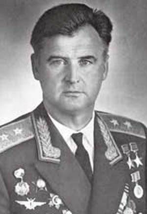 Михаил Петрович Одинцов