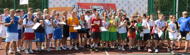 В день физкультурника в Большой Соснове открыли новый стадион «Юность»